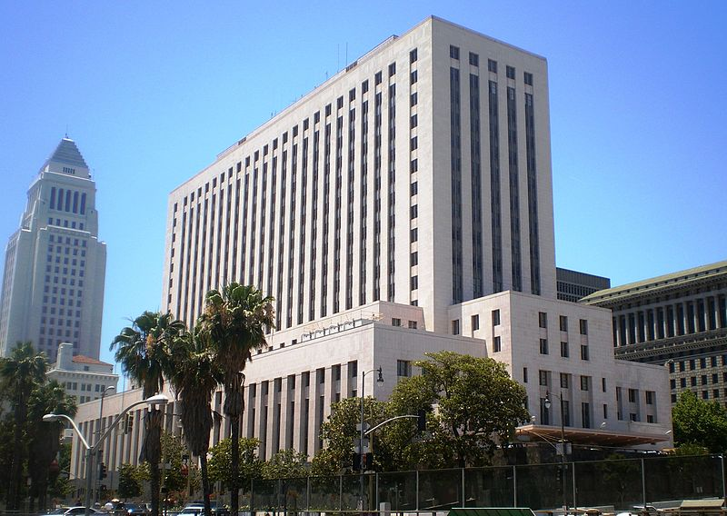 Federal Courthouse de Los Angeles