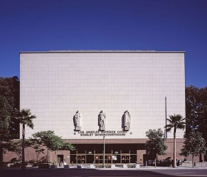Tribunal de Los Angeles - Stanley Mosk Courthouse
